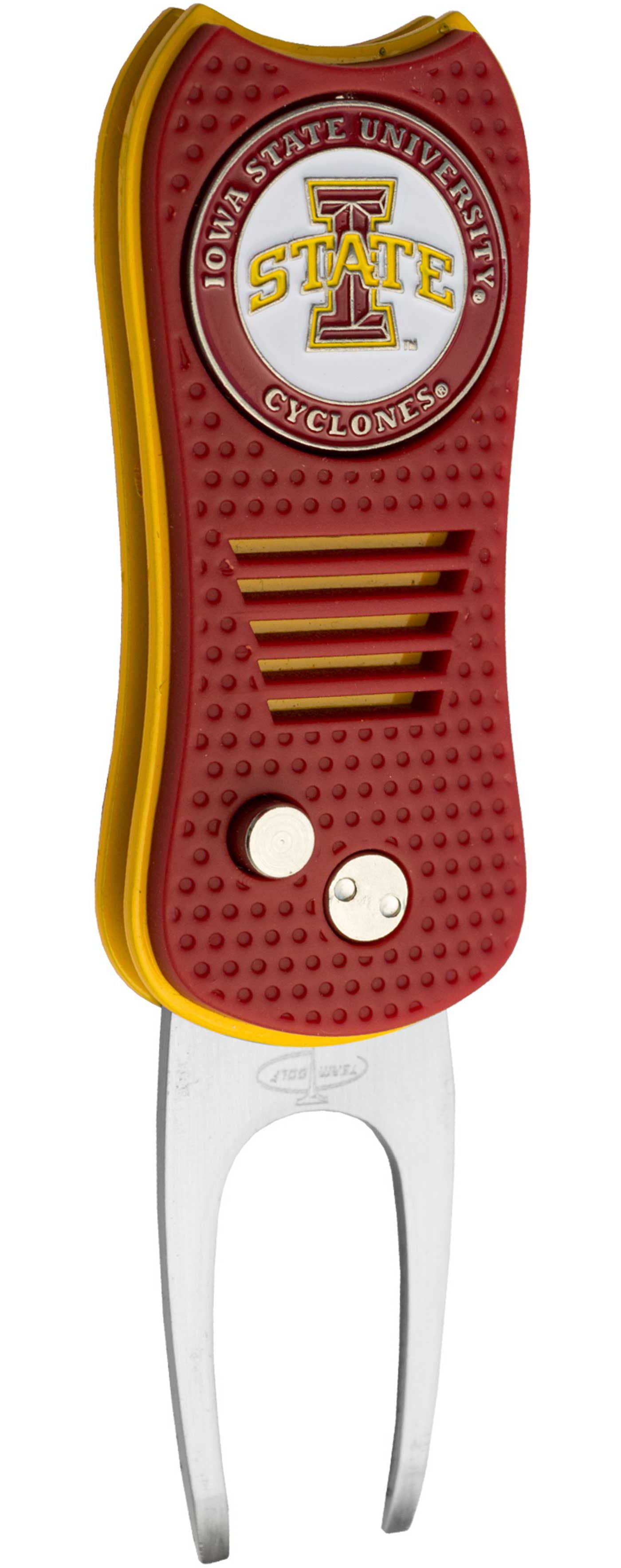 Team Golf Iowa State Cyclones Switchfix Divot Tool