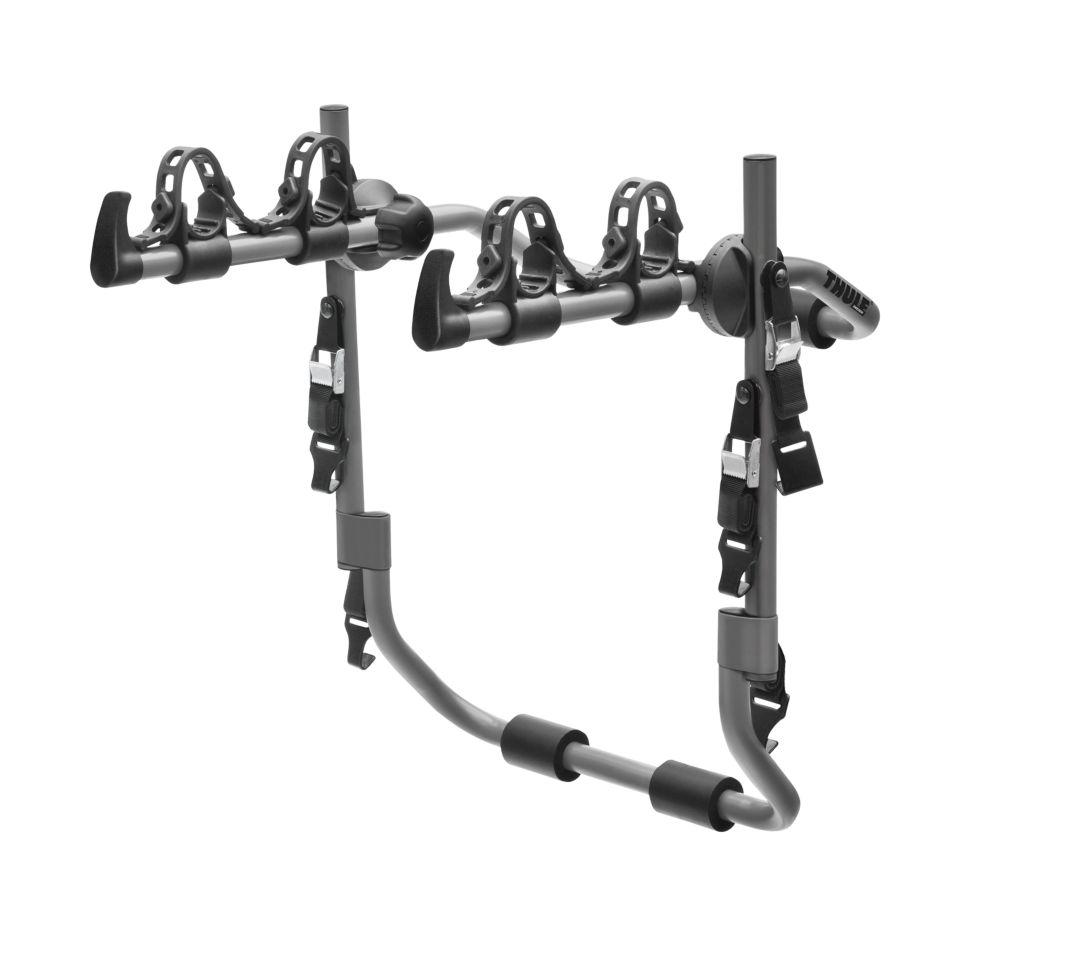 Trunk Mount Bike Rack >> Thule Tempo Trunk Mount 2 Bike Rack