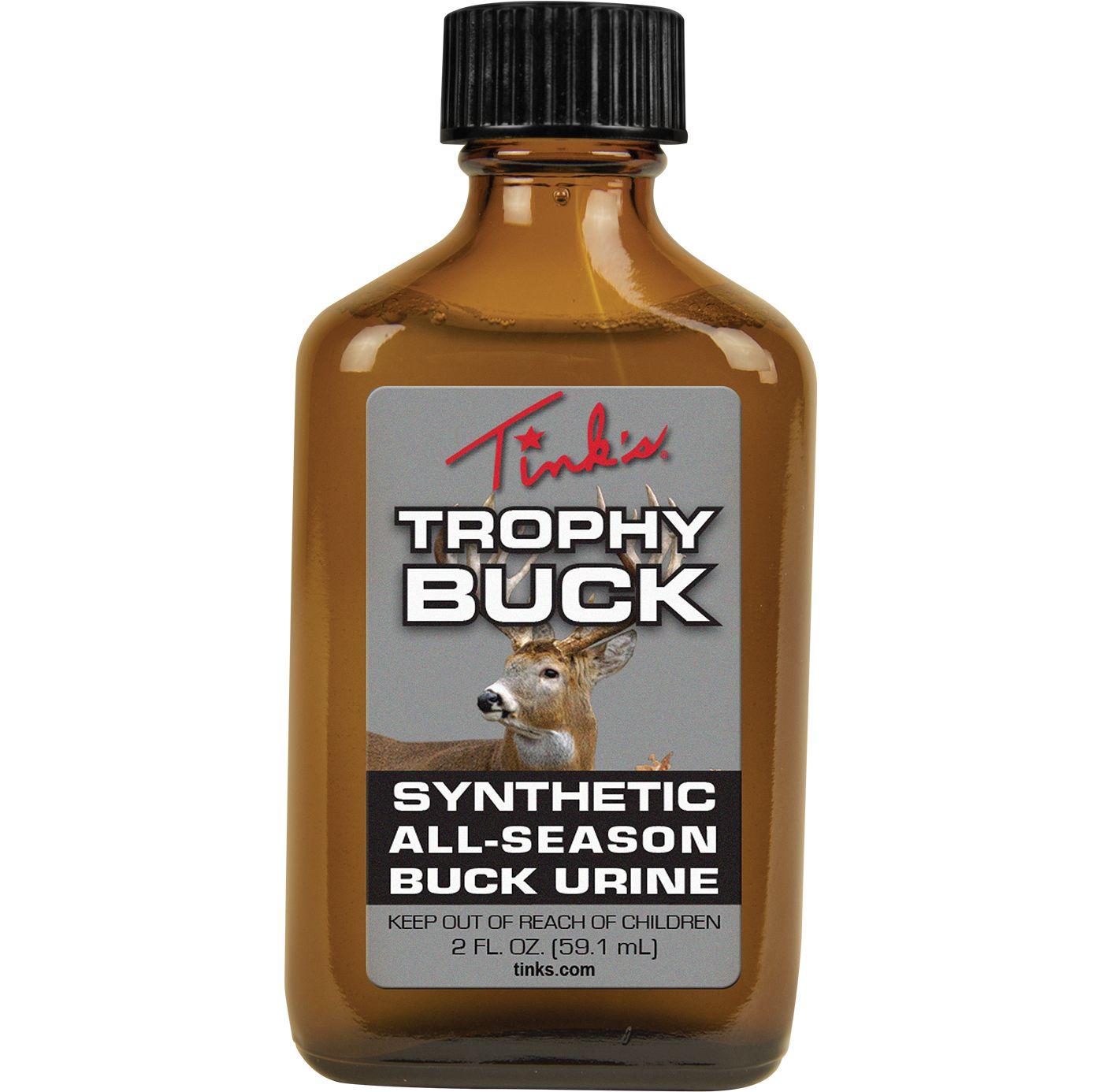 Tink's Trophy Buck Synthetic Dominant Buck Urine Deer Attractant