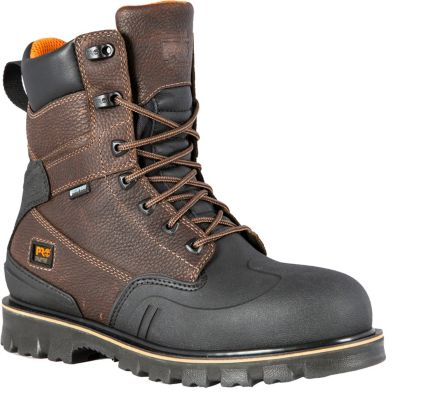 "76bb30bb415 Timberland PRO Men's Rigmaster XT 8"" Waterproof Steel Toe Work Boot"