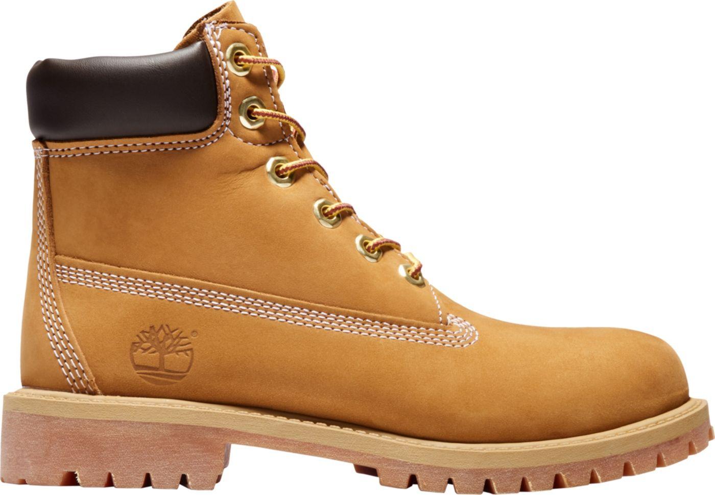 Timberland Kids' 6'' Premium 200g Waterproof Boots