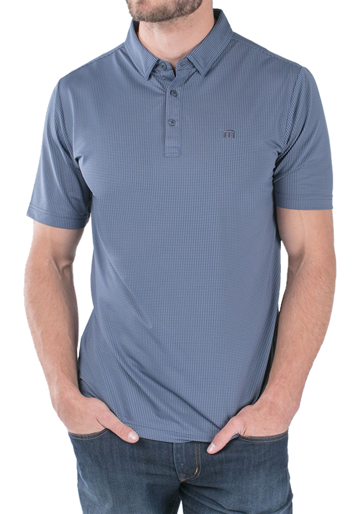 TravisMathew Zim Polo