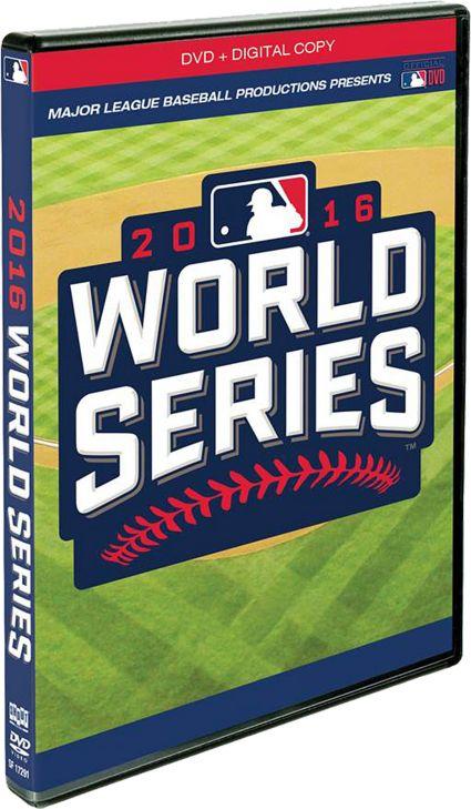 2016 World Series Champions Chicago Cubs DVD. noImageFound 42509e886835
