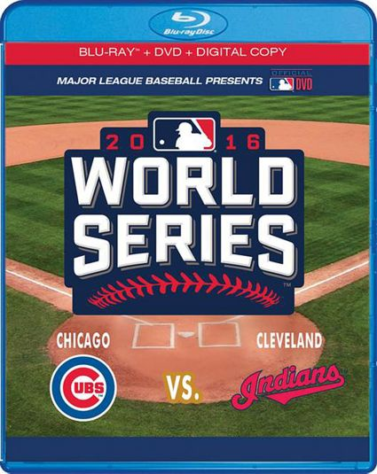 2016 World Series Champions Chicago Cubs Blu-ray and DVD Combo ... 7e79d7e1ca1b