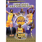 NBA Champions 2000: Los Angeles Lakers DVD