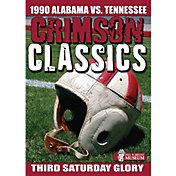 Crimson Classics: 1990 Alabama vs. Tennessee DVD