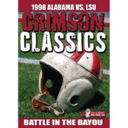 Crimson Classics: 1998 Alabama vs. LSU DVD