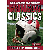 Crimson Classics: 1963 Alabama vs. Oklahoma DVD