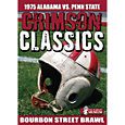 Crimson Classics: 1975 Alabama vs. Penn State DVD