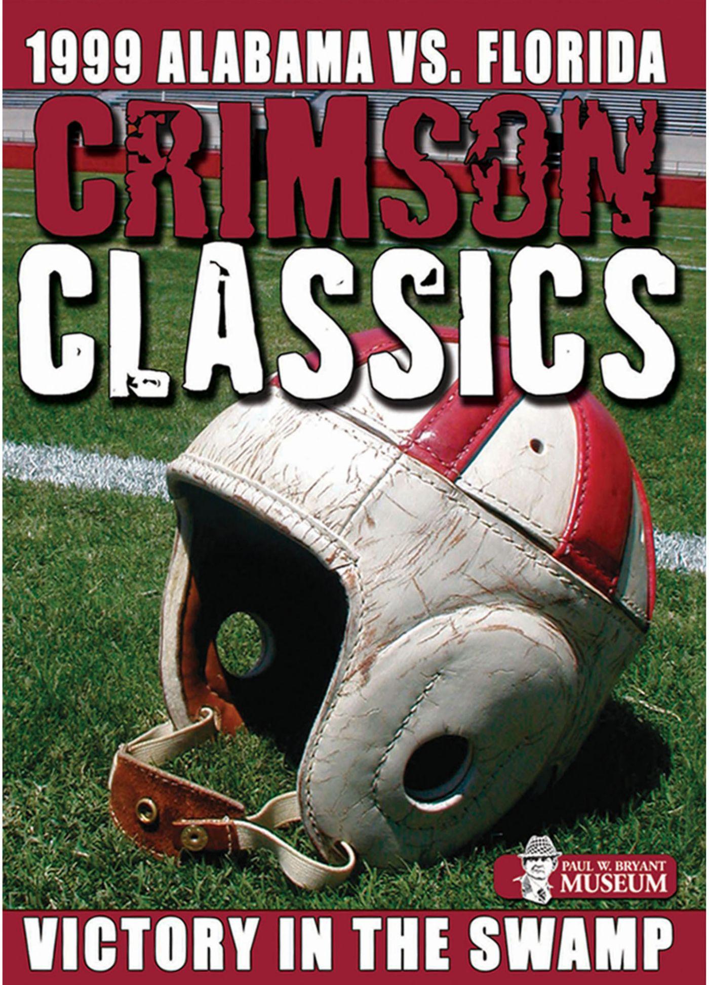 Crimson Classics: 1999 Alabama vs. Florida DVD