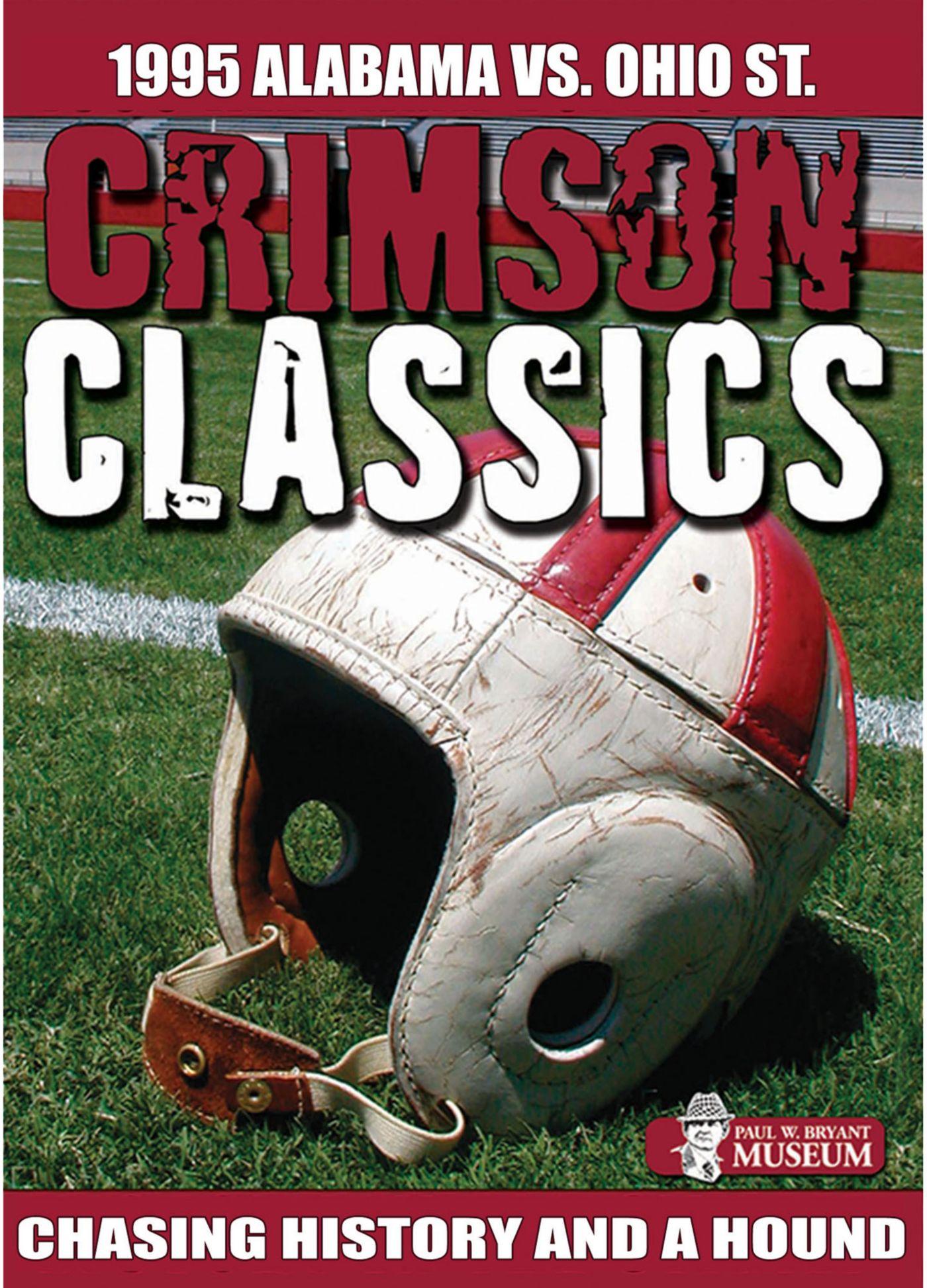 Crimson Classics: 1995 Alabama vs. Ohio State DVD