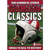 Crimson Classics: 1985 Alabama vs. Georgia DVD