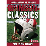 Crimson Classics: 1979 Alabama vs. Auburn DVD