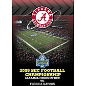 2009 SEC Football Championship Game - Alabama vs. Florida DVD