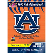 1990 Hall of Game Bowl Game DVD