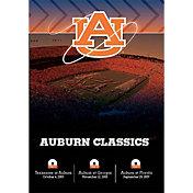 Auburn Tigers Classics 3-DVD Set