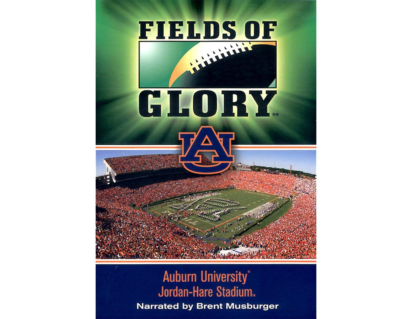 Fields of Glory - Auburn DVD