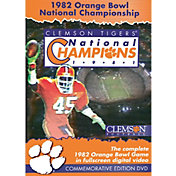 1982 FedEx Orange Bowl National Championship Game DVD