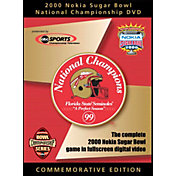 2000 Nokia Sugar Bowl Game: Florida State Seminoles vs. Virginia Tech Hokies DVD