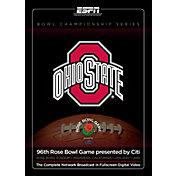 2010 Rose Bowl Game: Ohio State vs. Oregon DVD