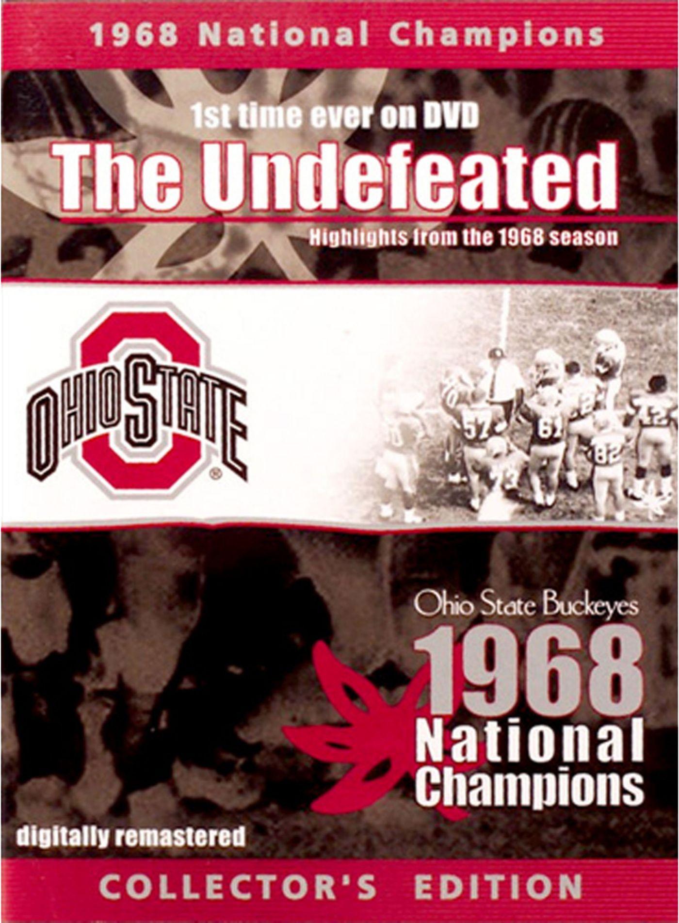 1968 Undefeated: OSU Highlights DVD