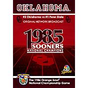 1987 Orange Bowl National Championship Game DVD