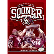 2005 Pacific Life Holiday Bowl: Oklahoma vs. Oregon DVD