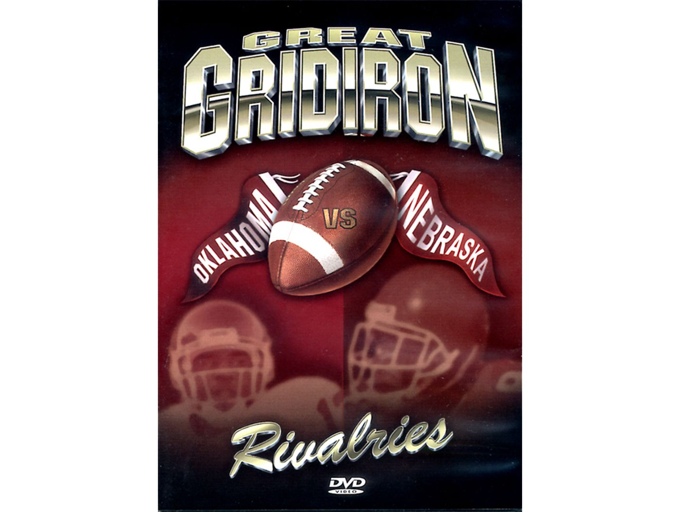 Great Gridiron Rivalries: Oklahoma vs. Nebraska DVD