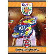 2008 FedEx Orange Bowl Game DVD