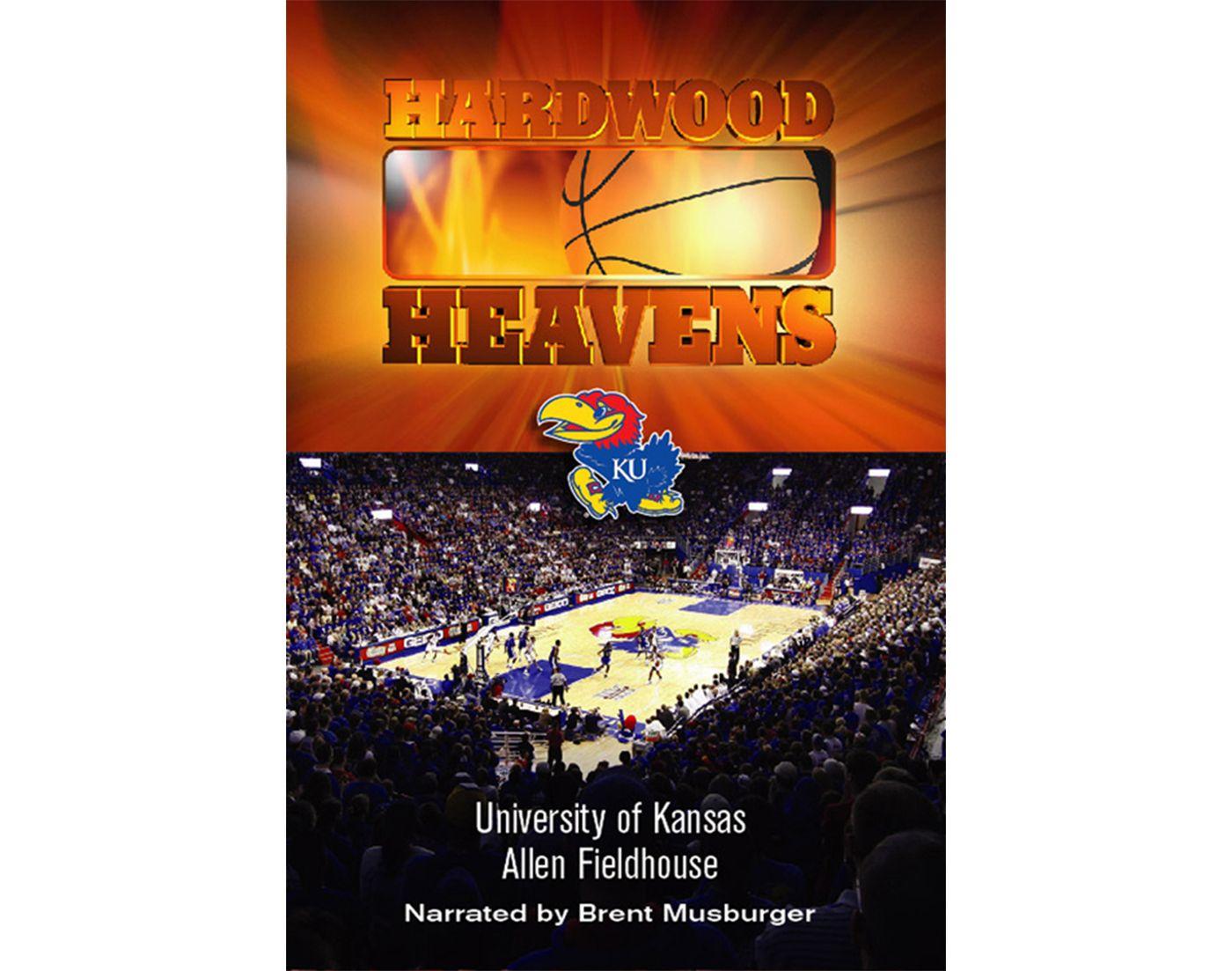 Hardwood Heavens: University of Kansas: Allen Fieldhouse DVD