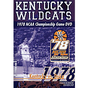 1978 NCAA Men's Basketball National Championship Game: Kentucky Wildcats vs. Duke Blue Devils