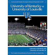 2007 Kentucky vs. Louisville Game DVD