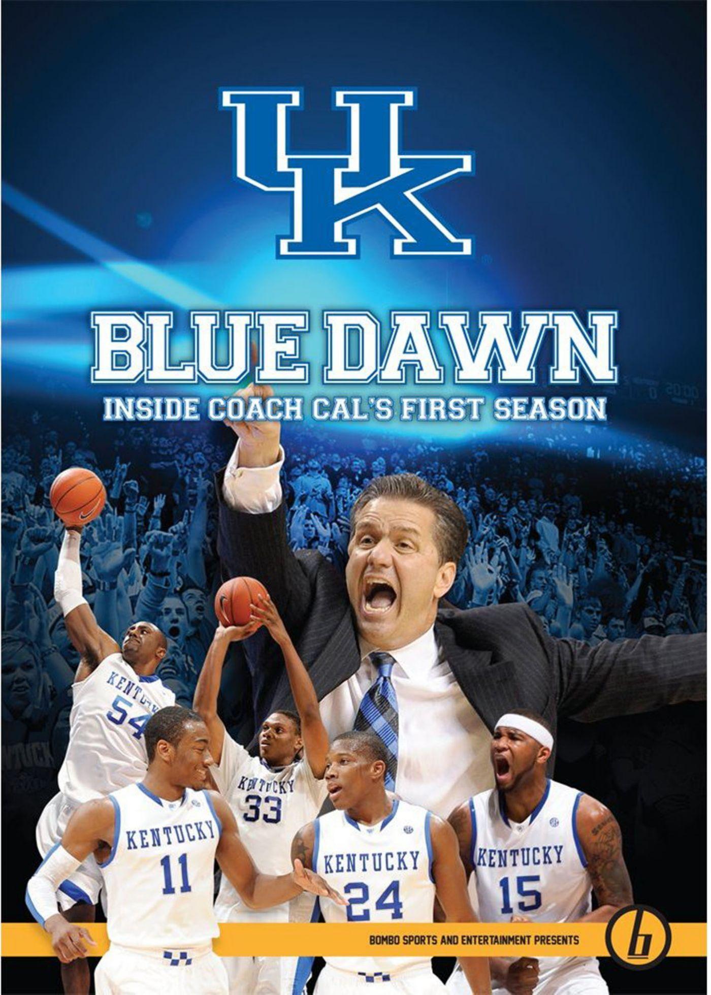 UK Blue Dawn: Inside Coach Cal's First Season DVD