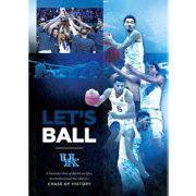 Let's Ball: UK Chase of History DVD
