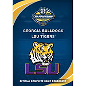 2011 SEC Championship Game - Georgia vs. LSU DVD
