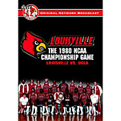 1980 NCAA Men's Basketball National Championship Game DVD