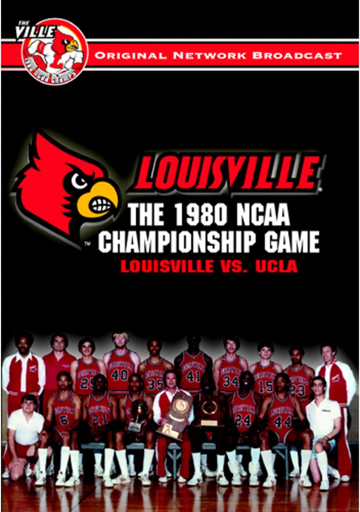 1980 NCAA Men's Basketball National Championship Game DVD