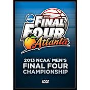 2013 NCAA Men's Final Four Championship Game - Michigan vs. Louisville DVD