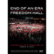 End of An Era: Louisville's Last Game in Freedom Hall DVD