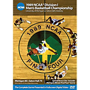 1989 NCAA Men's Basketball Championship Game - Michigan vs. Seton Hall DVD
