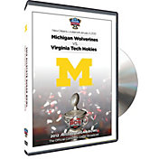 2012 Allstate Sugar Bowl Game - Michigan vs. Virginia Tech