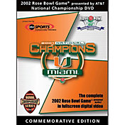 2002 Rose Bowl Game: Miami Hurricanes vs. Nebraska Cornhuskers DVD