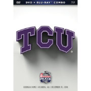 2015 Chick-fil-A Peach Bowl Game Blu-ray and DVD Combo
