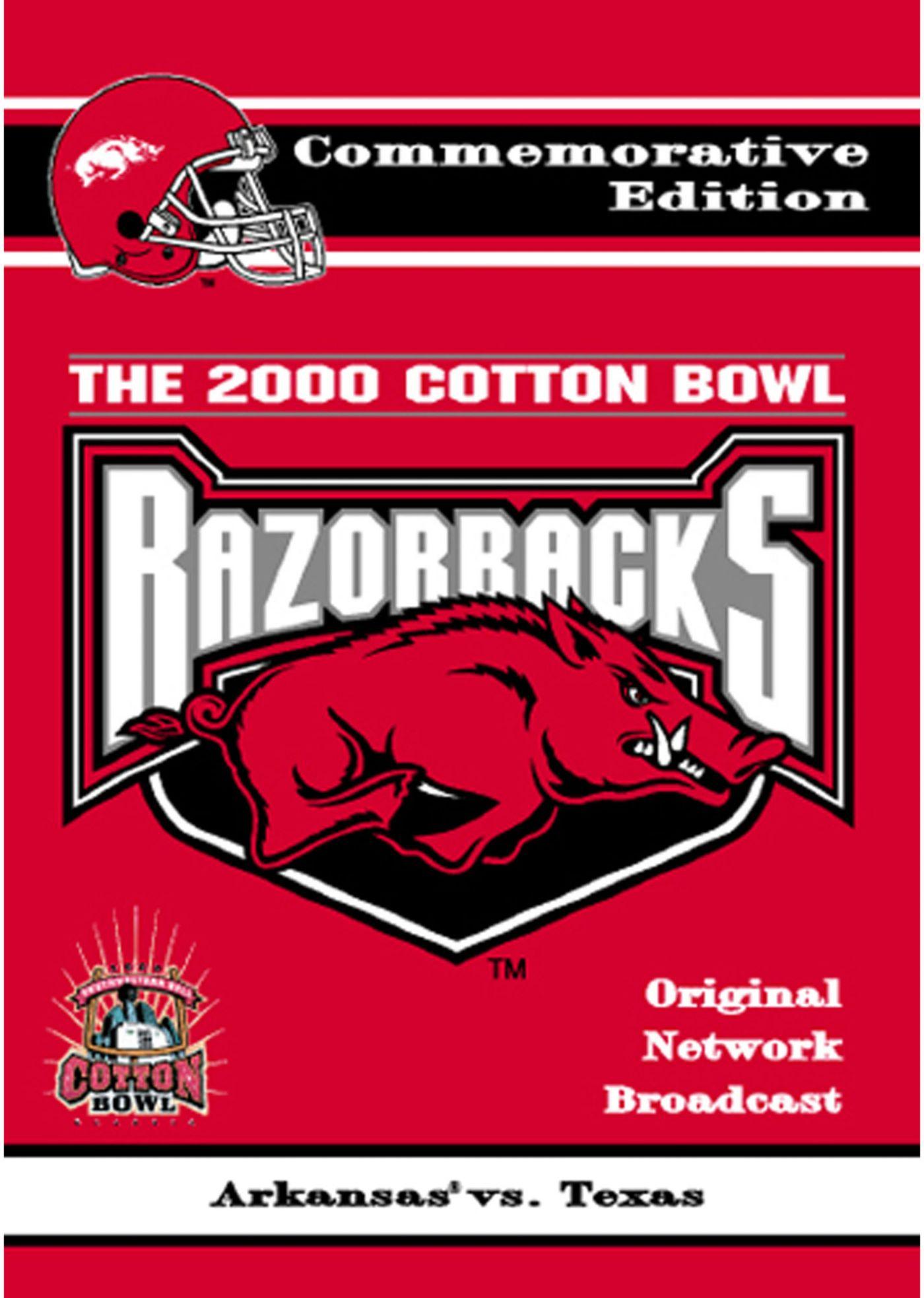 2000 SBC Cotton Bowl Classic DVD