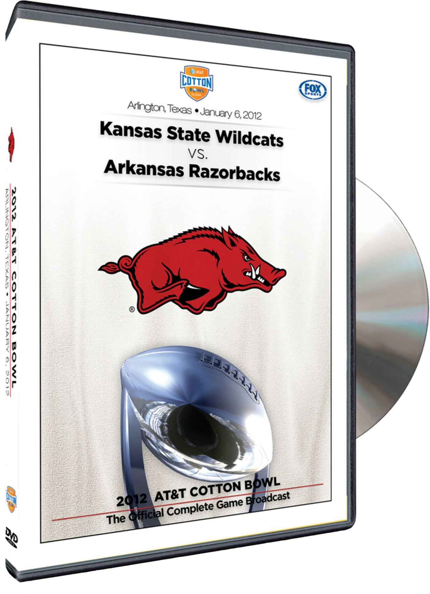 2012 AT&T Cotton Bowl Classic - Kansas State vs. Arkansas