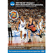1997 NCAA Men's Basketball Championship Game - Arizona vs. Kentucky DVD