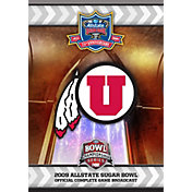 2009 Allstate Sugar Bowl Game - Alabama vs. Utah DVD