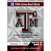 1986 Cotton Bowl Classic DVD