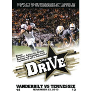The Drive: Vanderbilt vs. Tennessee Game DVD