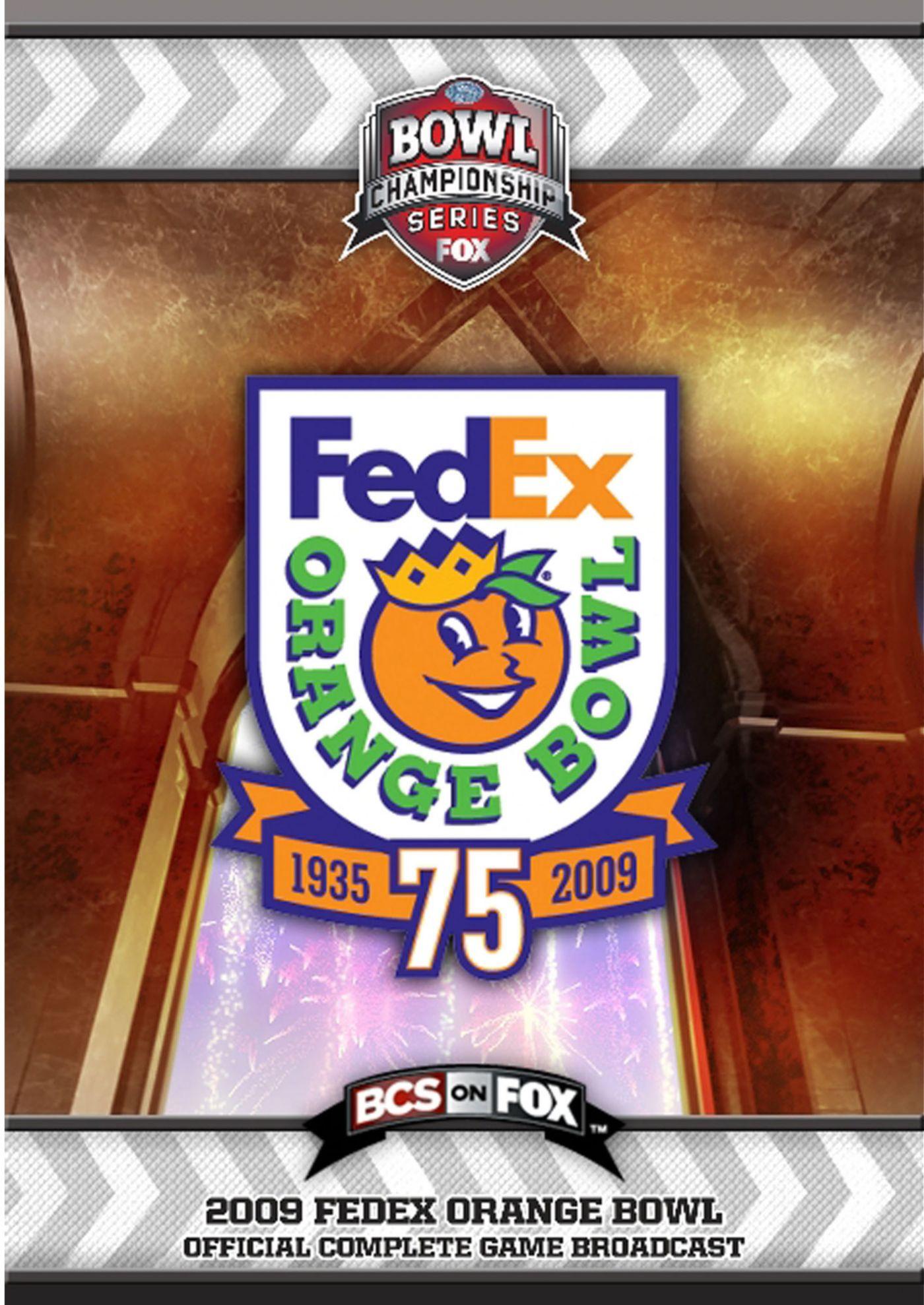 2009 FedEx Orange Bowl Game - Virginia Tech vs. Cincinnati DVD